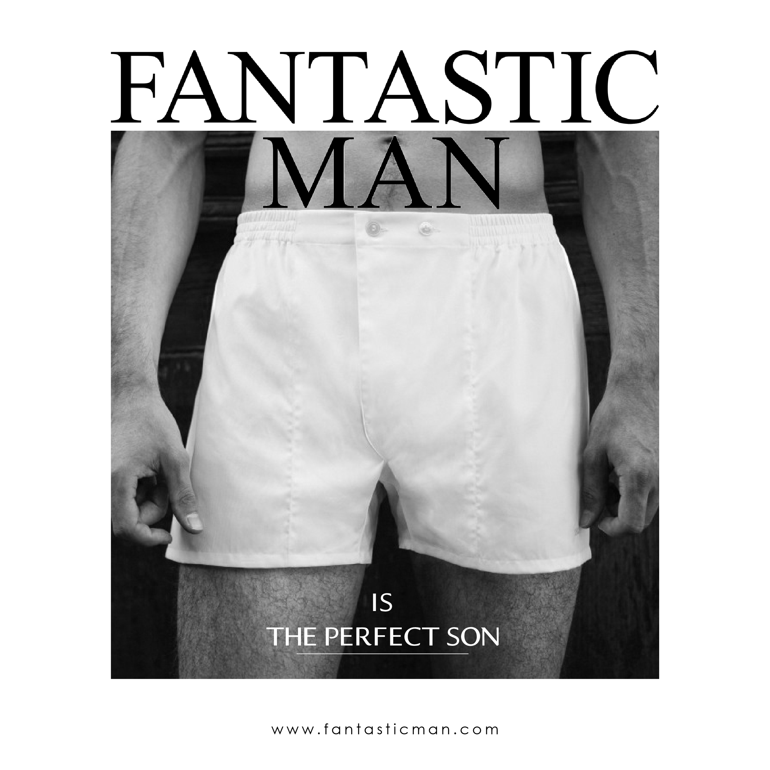 fantastic man magazine is the perfect son